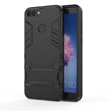 """Robustní kryt """"Impact X"""" pro Huawei P Smart - černý"""