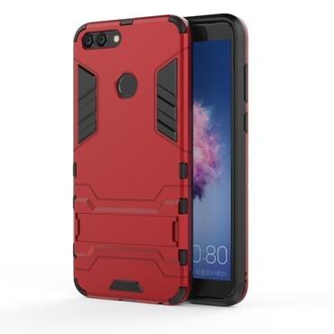 """Robustní obal """"Impact X"""" pro Huawei P Smart - červený"""