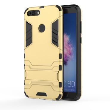 """Robustní kryt """"Impact X"""" pro Huawei P Smart -zlatý"""
