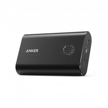Premium power bank Anker PowerCore+ Quick Charge 3.0 - 10050 mAh