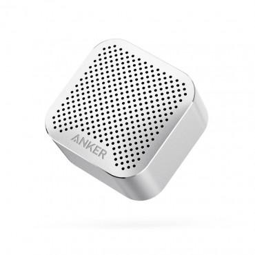 """Anker """"SoundCore Nano"""" přenosný bluetooth reproduktor - stříbrné barvy"""