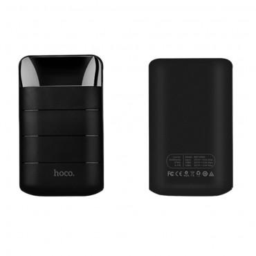 "Powerbanka Hoco ""Domon"" - 10 000 mAh - černá"