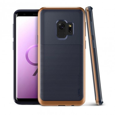 "Kryt VRS Design ""High Pro Shield"" pro Samsung Galaxy S9 - indigo"