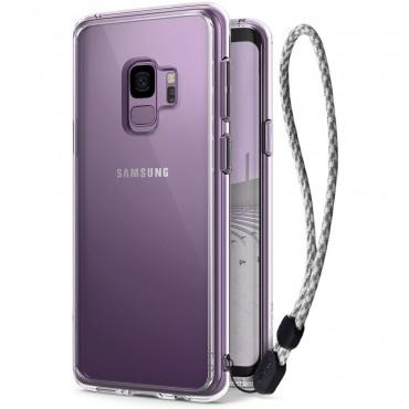 """Obal Ringke """"Fusion"""" pro Samsung Galaxy S9 - průhledný"""