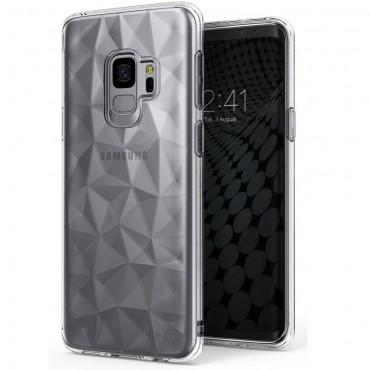 """Obal Ringke """"Air Prism"""" pro Samsung Galaxy S9 - křišťálově jasný"""