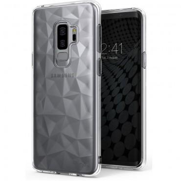 """Obal Ringke """"Air Prism"""" pro Samsung Galaxy S9 Plus - křišťálově jasný"""