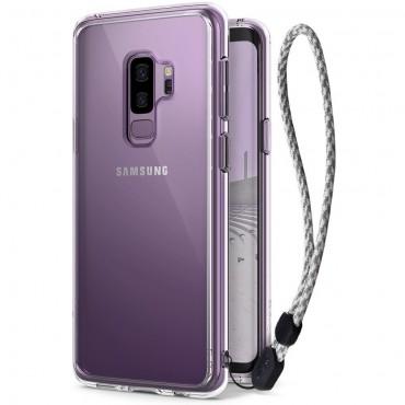 "Kryt Ringke ""Fusion"" pro Samsung Galaxy S9 Plus - clear"