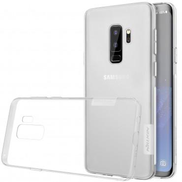 """Prémiový tenký obal """"Nature"""" Samsung Galaxy S9 Plus - průhledný"""