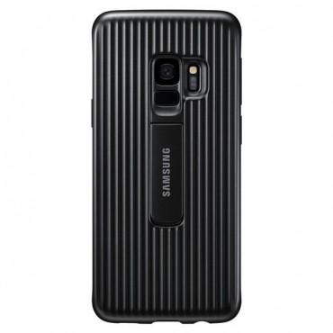 "Originální obal Samsung ""Protective Stand Cover"" pro Samsung Galaxy S9 - černý"