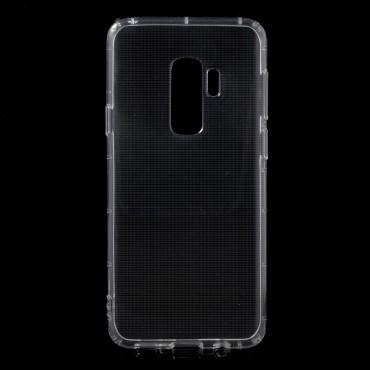 Kryt TPU gel pro Samsung Galaxy S9 Plus - průhledný