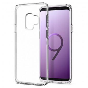 "Kryt Spigen ""Liquid Crystal"" pro Samsung Galaxy S9"