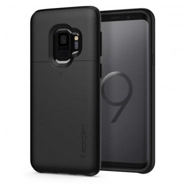 "Obal Spigen ""Slim Armor CS"" pro Samsung Galaxy S9 - černý"