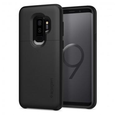 "Kryt Spigen ""Slim Armor CS"" pro Samsung Galaxy S9 Plus - black"