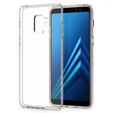 "Obal Spigen ""Liquid Crystal"" pro Samsung Galaxy A8 Plus 2018"