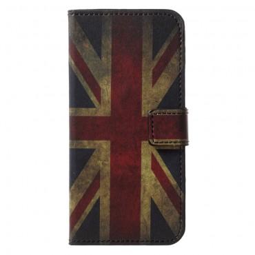 """Módní pouzdro """"Retro UK"""" pro Huawei P20 Lite"""
