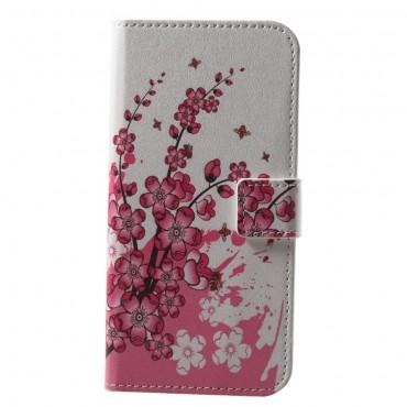 "Módní pouzdro ""Flower Bloom"" pro Huawei P20 Lite"