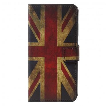 "Módní pouzdro ""Retro UK"" pro Huawei P20 Pro"