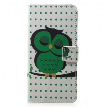 "Módní pouzdro ""Sleeping Owl"" pro Huawei P20 Pro"