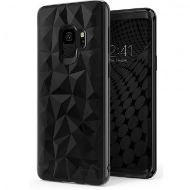 "Kryt Ringke ""Air Prism"" pro váš Samsung Galaxy S9 – ink black"
