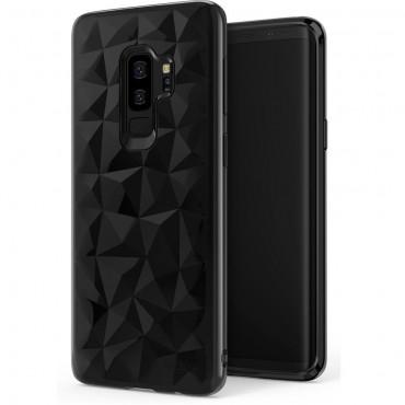 """Obal Ringke """"Air Prism"""" pro Samsung Galaxy S9 Plus - inkoustově černý"""