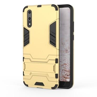 """Robustní kryt """"Impact X"""" pro Huawei P20 -zlatý"""