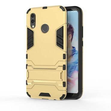 "Robustní kryt ""Impact X"" pro Huawei P20 Lite -zlatý"