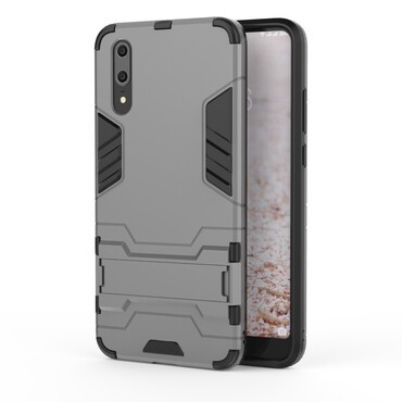 """Robustní obal """"Impact X"""" pro Huawei P20 - šedý"""