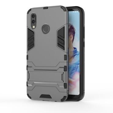 "Robustní kryt ""Impact X"" pro Huawei P20 Lite - šedý"