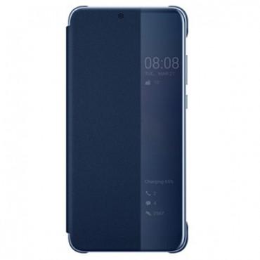"""Originální kryt """"Smart Cover"""" pro Huawei P20 - modrý"""