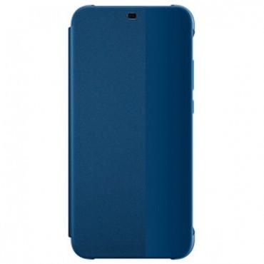"Originální pouzdro ""Smart Cover"" pro Huawei P20 Lite – modrý"