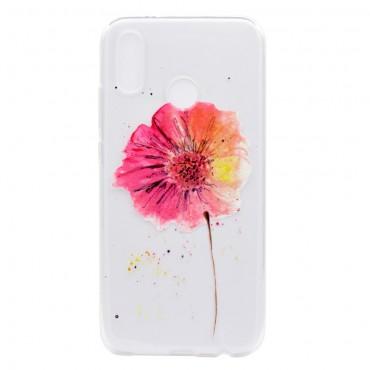 """Tenký kryt TPU gel """"In Bloom"""" pro Huawei P20 Lite"""