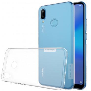 "Premium tenký kryt ""Nature"" pro Huawei P20 Lite - průhledný"