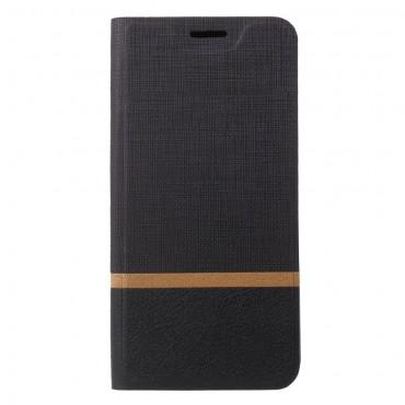 """Módní pouzdro """"Elegant Line"""" pro Huawei P20 Lite - černé"""