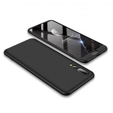 """Elegantní celotělový obal """"Sleek"""" pro Huawei P20 Pro - černý"""