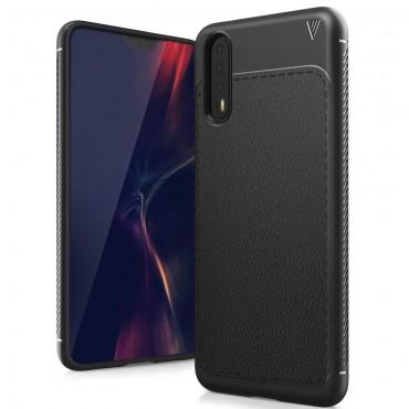 "Kryt TPU gel ""Gentry"" pro Huawei P20 Pro - černý"
