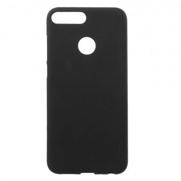 TPU gelový obal pro Huawei Honor 9 Lite - černý