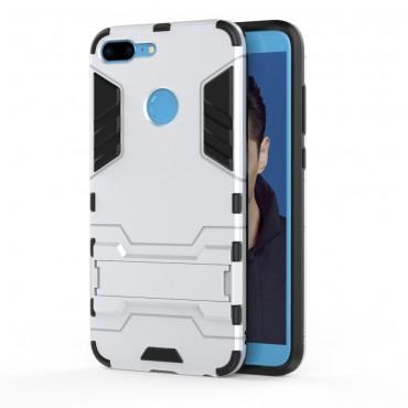 """Robustní obal """"Impact X"""" pro Huawei Honor 9 Lite - stříbrný"""