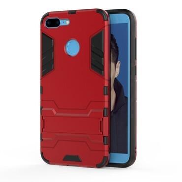 """Robustní kryt """"Impact X"""" pro Huawei Honor 9 Lite - červené"""