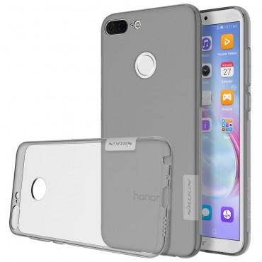 """Prémiový tenký obal """"Nature"""" Huawei Honor 9 Lite - šedý"""