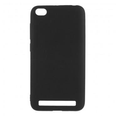 Kryt TPU gel pro Xiaomi Redmi 5A - černý