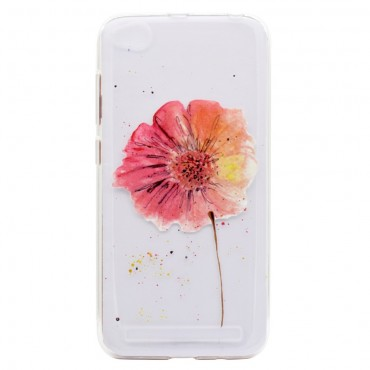 "Tenký kryt TPU gel ""In Bloom"" pro Xiaomi Redmi 5A"