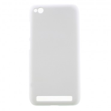Pevný kryt TPU pro Xiaomi Redmi 5A - bílý