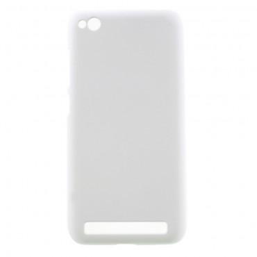 Tvrdý TPU obal pro Xiaomi Redmi 5A - bílý