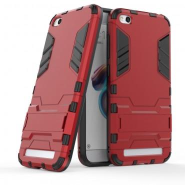 """Robustní obal """"Impact X"""" pro Xiaomi Redmi 5A - červený"""