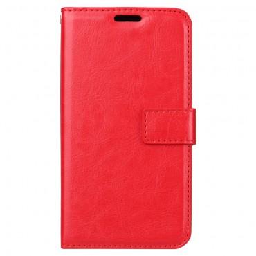 """Módní pouzdro """"Smooth"""" pro Xiaomi Redmi 5A - červené"""
