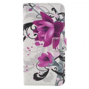 """Módní pouzdro """"Lotus Flower"""" pro Huawei Honor 9 Lite"""