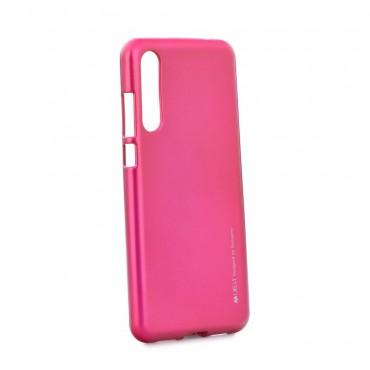 Kryt TPU gel Goospery iJelly Case pro Huawei P20 Pro - růžový
