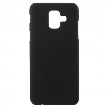 Pevný kryt TPU pro Samsung Galaxy A6 2018 - černý