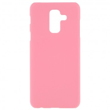 Tvrdý TPU obal pro Samsung Galaxy A6 Plus 2018 - růžový