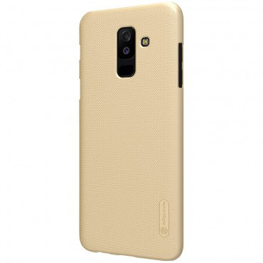 "Premium kryt ""Super Frosted Shield"" pro Samsung Galaxy A6 Plus 2018 - zlatý"